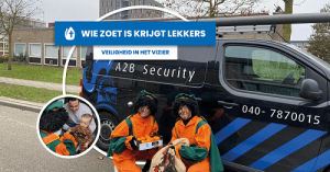 A2B Security Sinterklaas