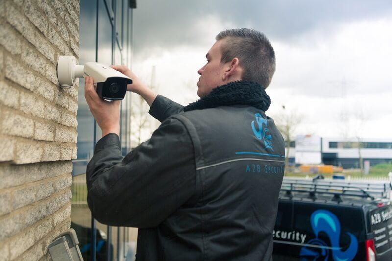 Camerabeveiliging | A2B Security