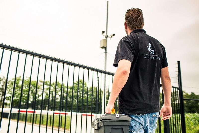 Inbraakbeveiliging kantoor | A2B Security