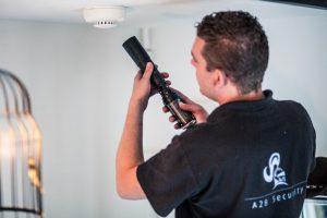Brandmeldinstallatie | A2B Security